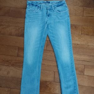 NWOT Levi's faded skinny jeans size 14 R